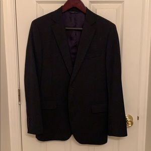 Brooks Brothers Navy Fitzgerald Suit 40s
